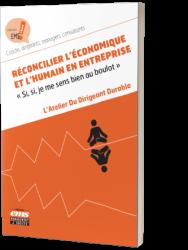 couverture du livre Reconcilier l'économique et l'humain